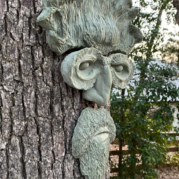 Sylvan Patina Tree Peeple